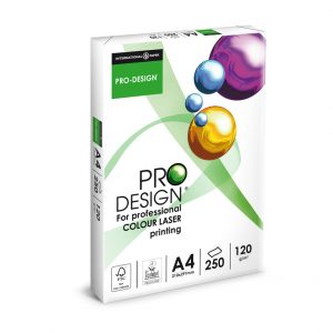 International Paper Pro Design 120 gsm A4 paper